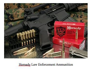 Hornady Law Enforcement Ammunition