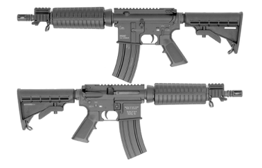 The Heckler & Koch MR556A1
