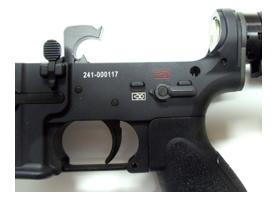 The Heckler & Koch MR556A1